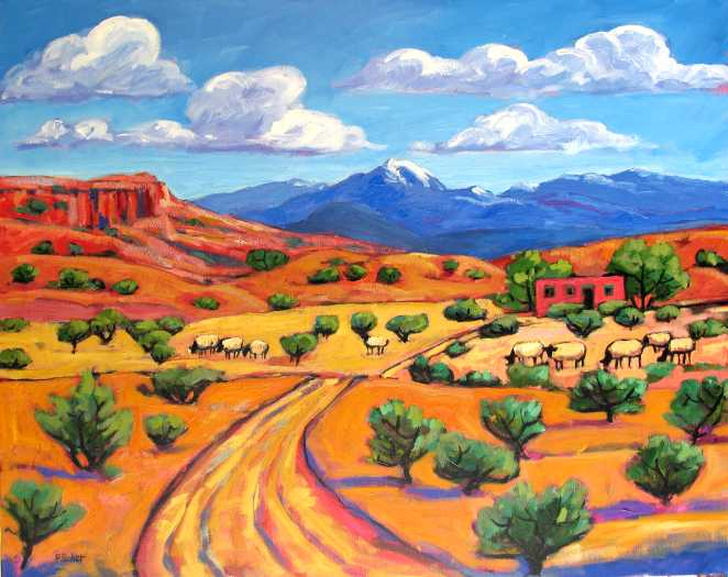 Fine Art By Patty Baker Original And Commissioned Paintings Contemporary Acrylic Paintings